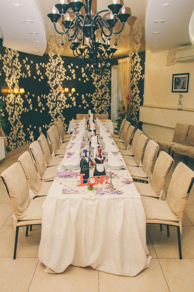 Свадьбы в кафе Dufarin